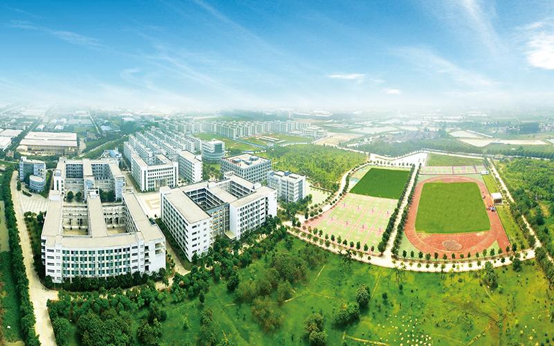 广州工商学院校园风光6