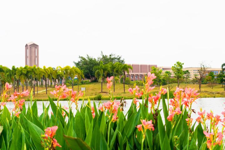 广东海洋大学寸金学院校园风光8