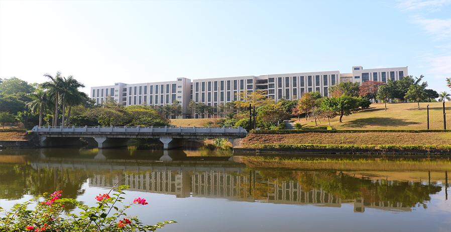 广州科技职业技术大学校园风光2