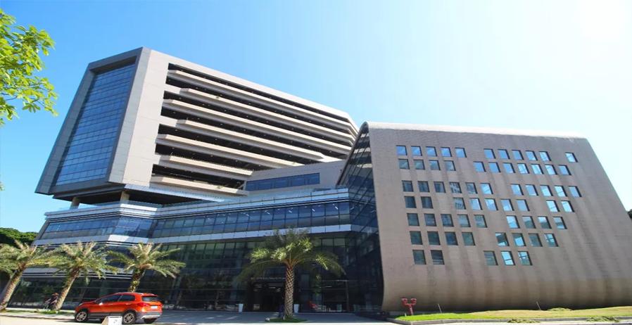 广州科技职业技术大学校园风光3