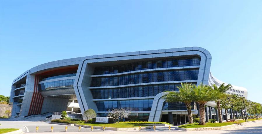 广州科技职业技术大学校园风光6
