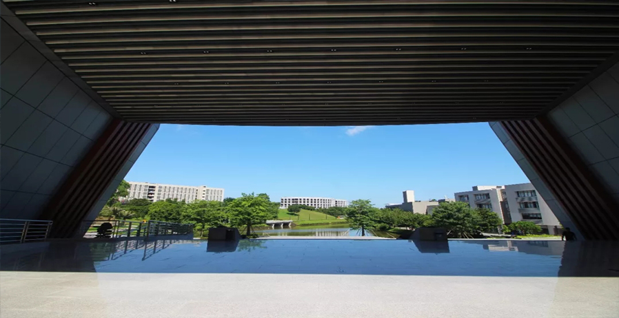 广州科技职业技术大学校园风光8