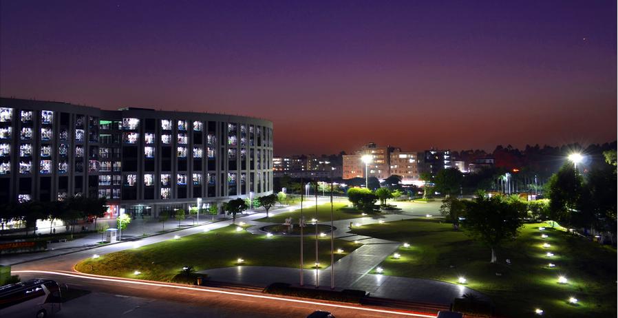 广州科技职业技术大学校园风光12