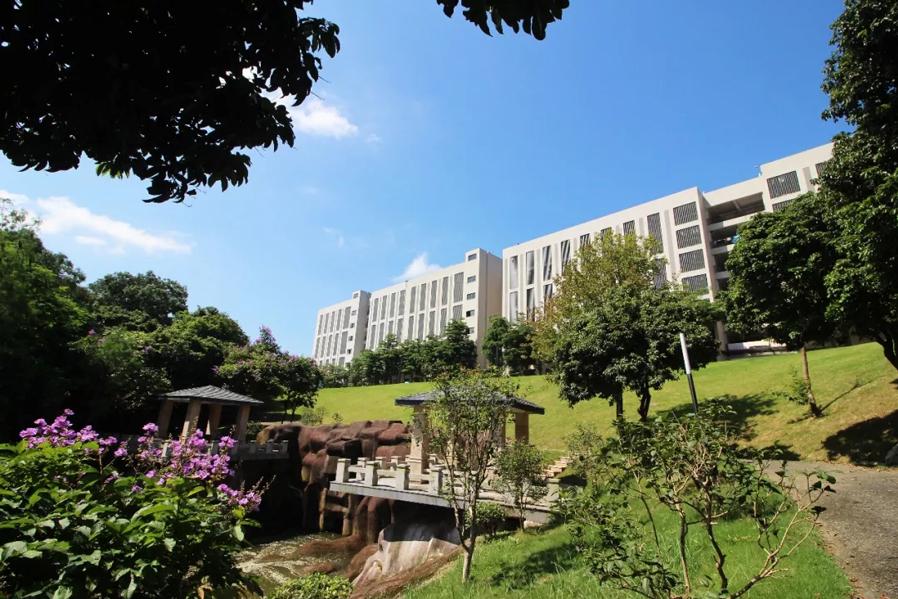 广州科技职业技术大学校园风光14