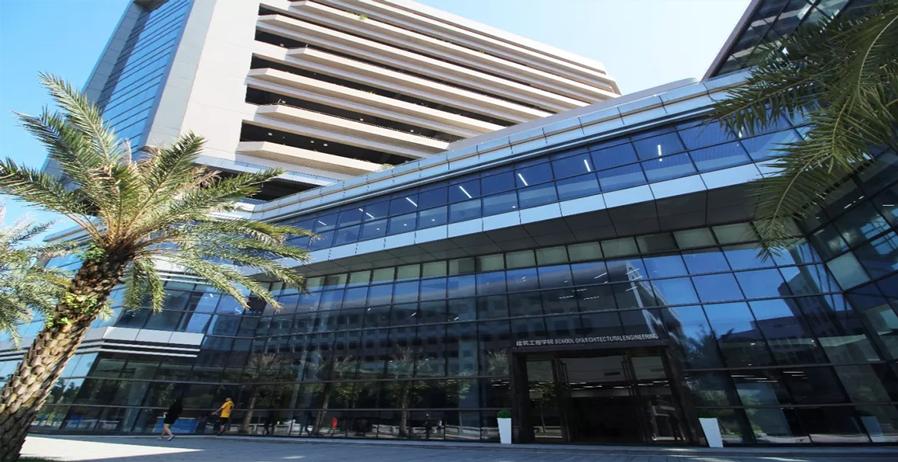 广州科技职业技术大学校园风光7