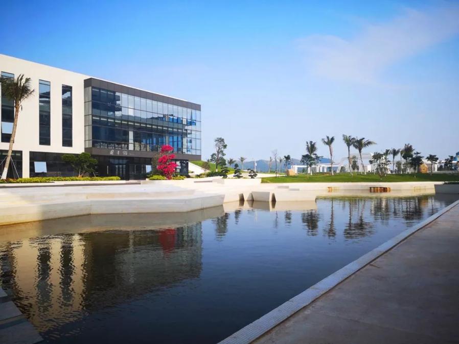 广州科技职业技术大学校园风光15