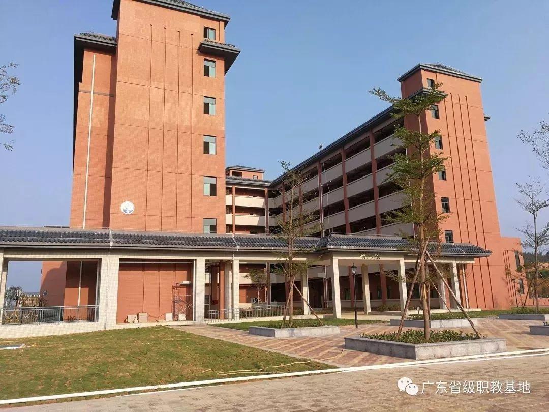 广东财贸职业学院校园风光2