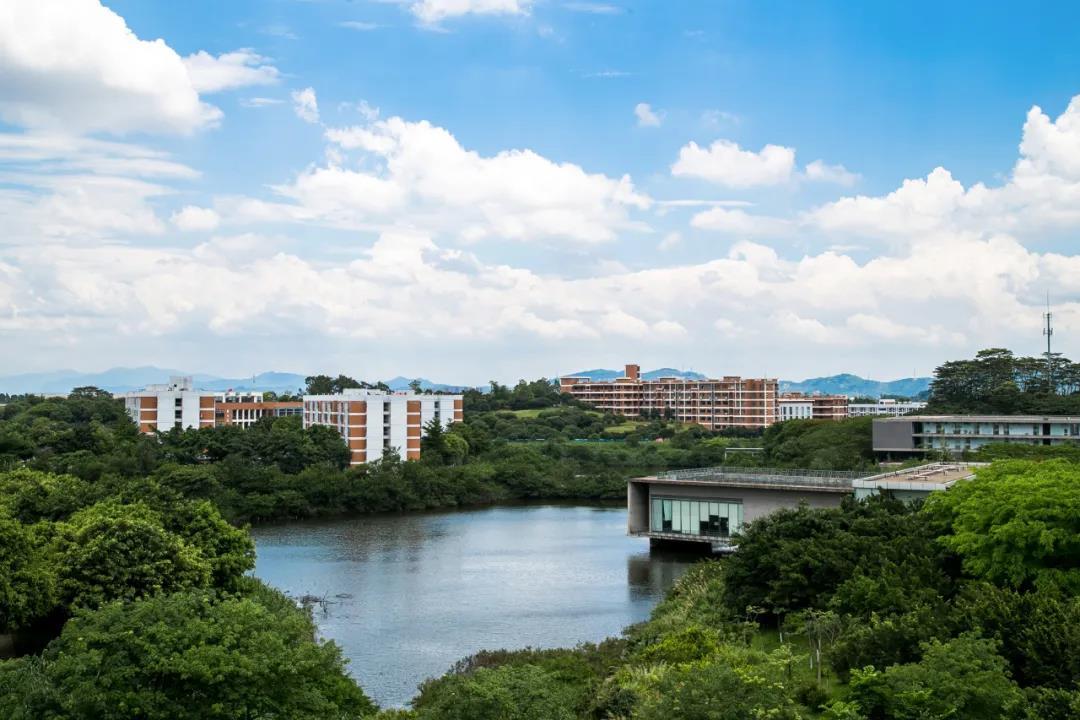 东莞理工学院(东莞市外)校园风光3