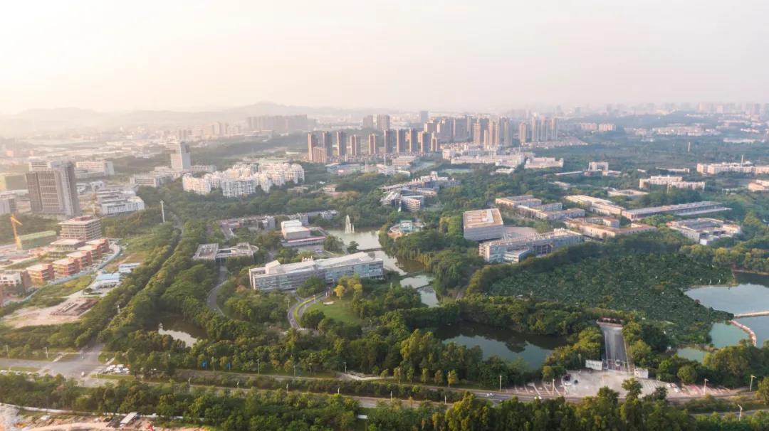 东莞理工学院(东莞市内)校园风光1
