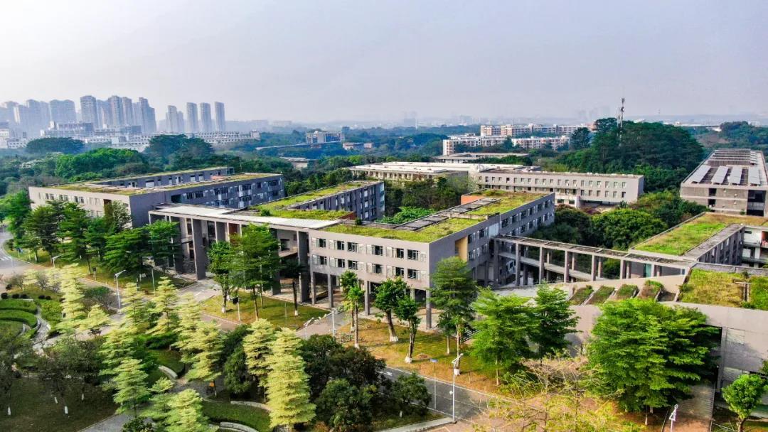 东莞理工学院(与东莞职业技术学院协同培养)校园风光2