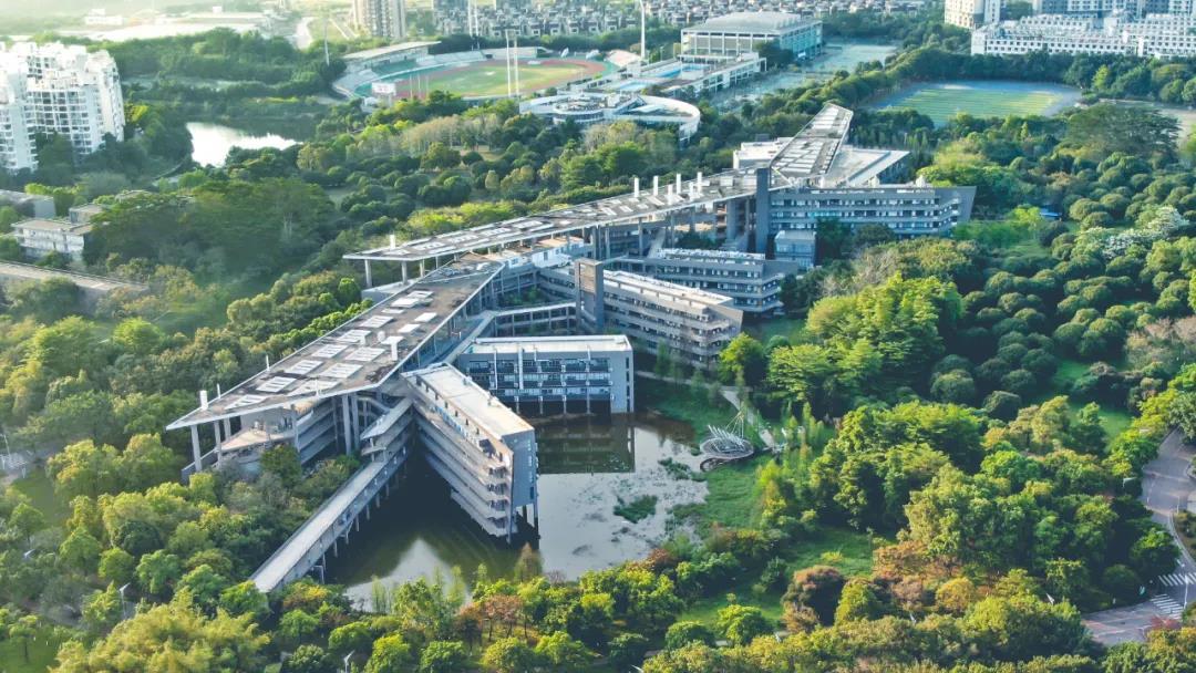 东莞理工学院(与东莞职业技术学院协同培养)校园风光5