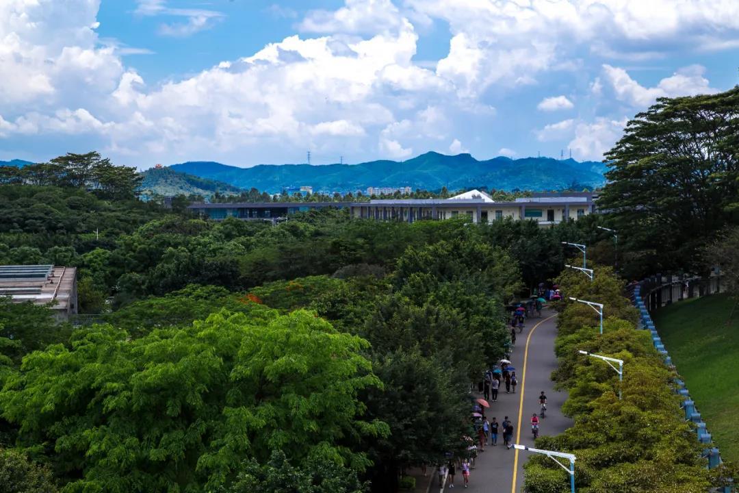 东莞理工学院(与东莞职业技术学院协同培养)校园风光6