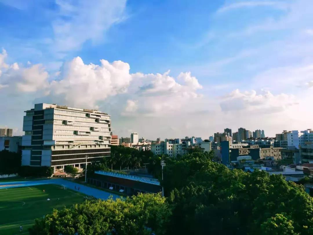 东莞理工学院(与东莞职业技术学院协同培养)校园风光9