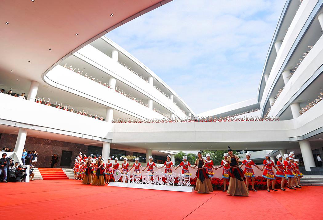 广州科技职业技术大学校园风光5