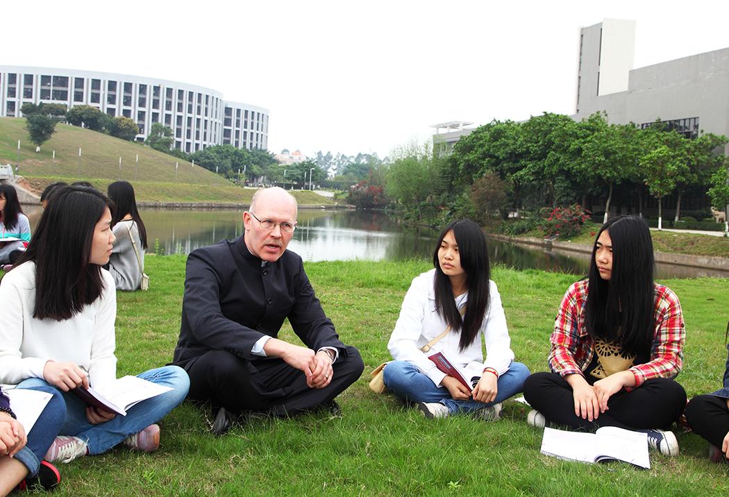广州科技职业技术大学校园风光10
