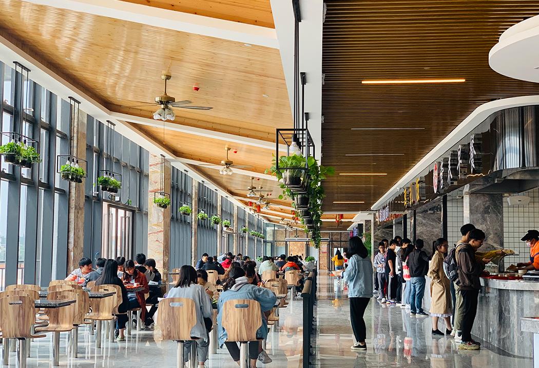 广州科技职业技术大学校园风光11