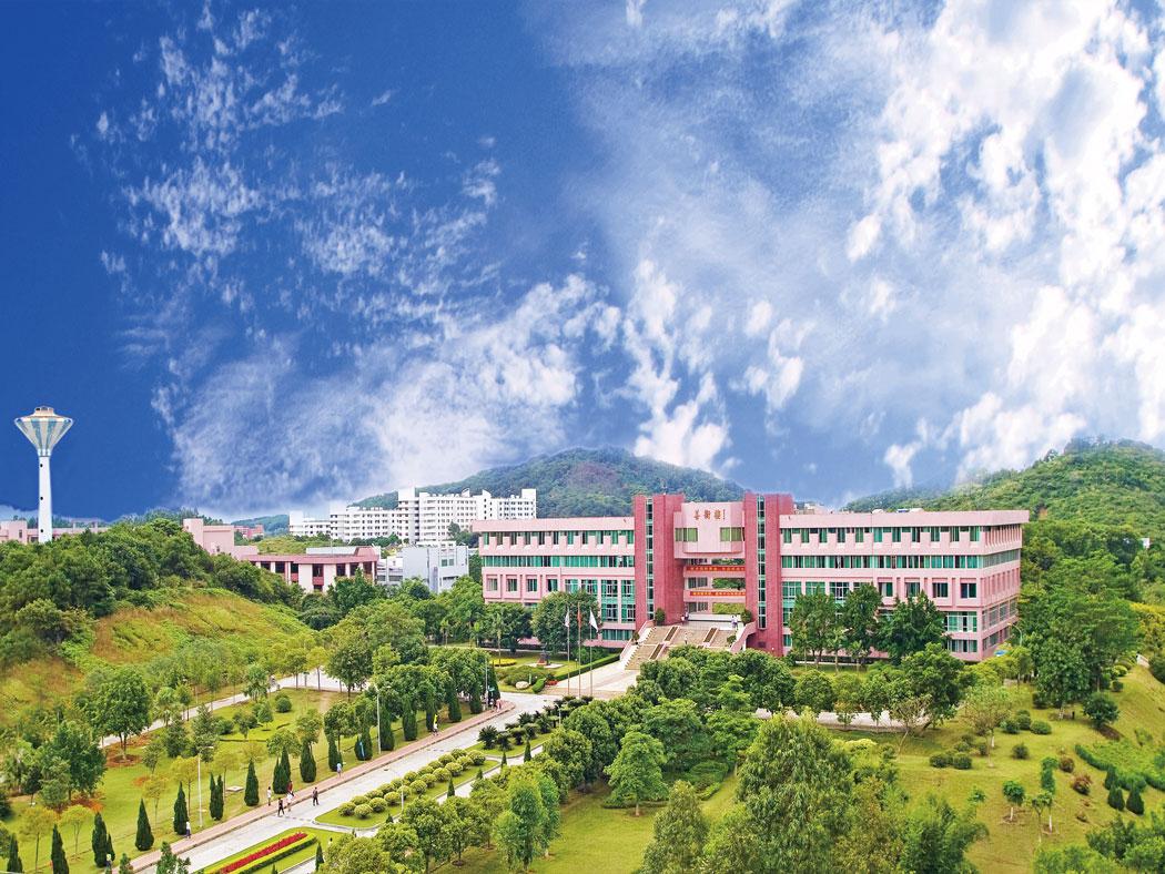 广东培正学院校园风光9