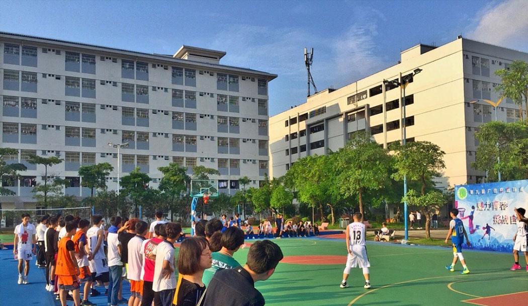 广东信息工程职业学院校园风光6