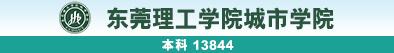 东莞理工学院城市学院(2021)