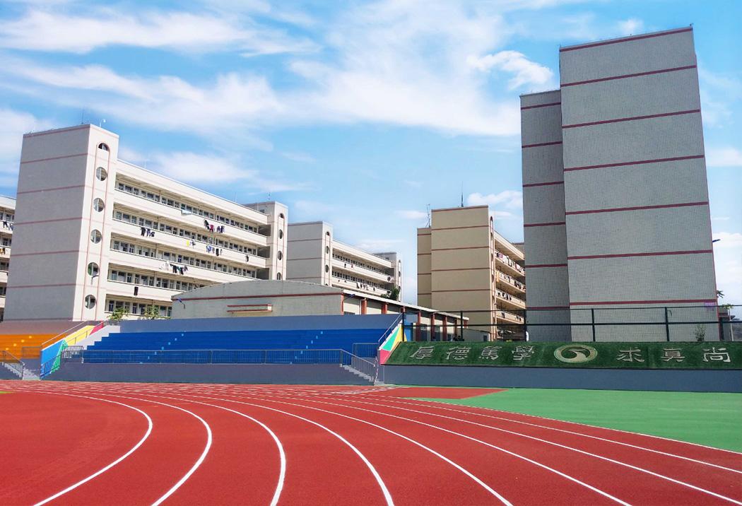 汕尾职业技术学院校园风光6