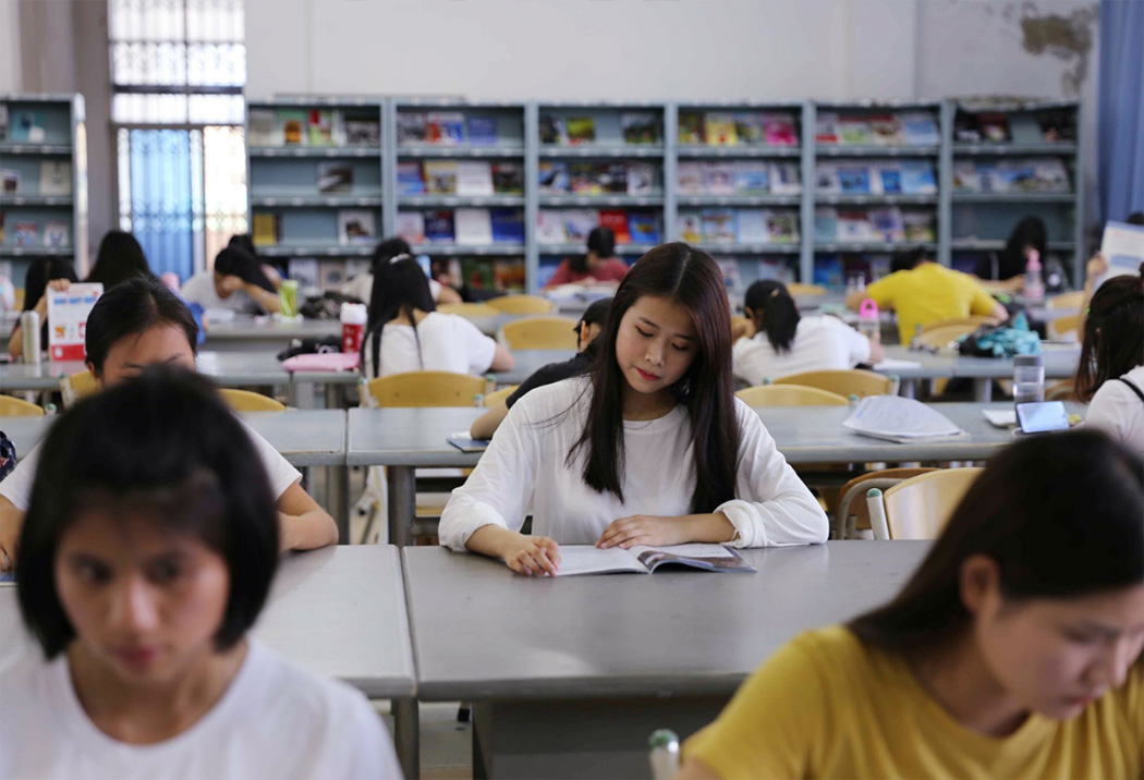 汕尾职业技术学院校园风光13