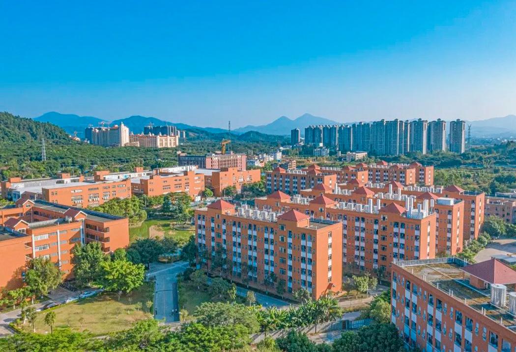 广州南洋理工职业学院校园风光2