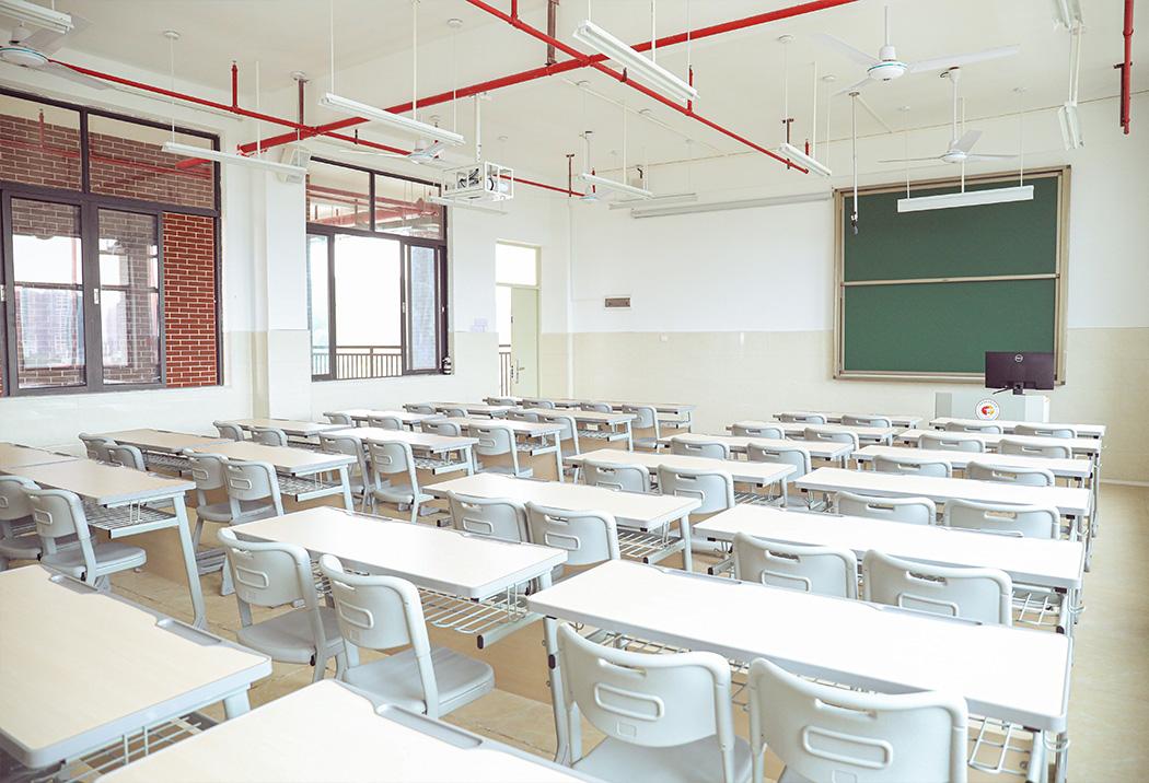 广州南洋理工职业学院校园风光4