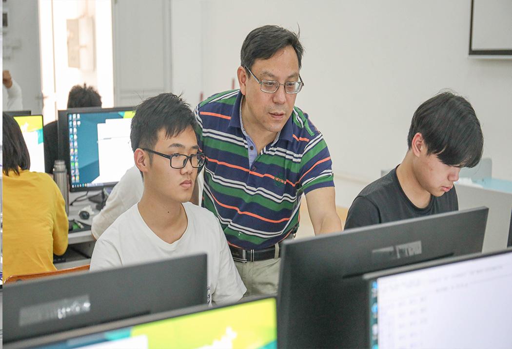 广州南洋理工职业学院校园风光6
