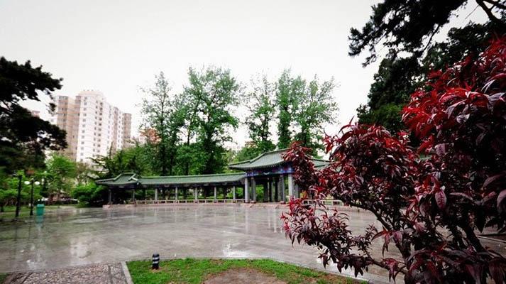 中国人民大学校园风光1