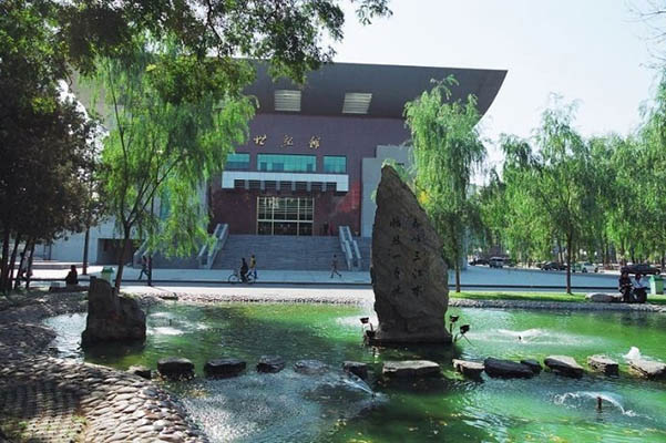 中国人民大学校园风光3