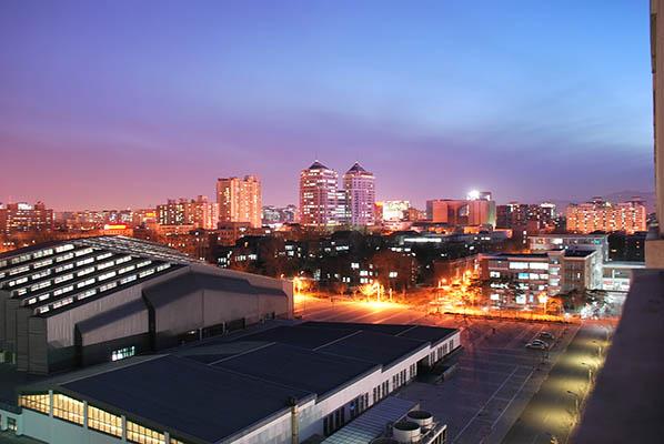 中国农业大学(中外合作办学专业)校园风光5
