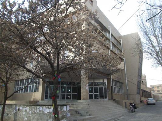 河套学院校园风光5