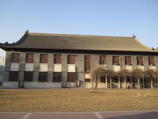 河北农业大学校园风光5