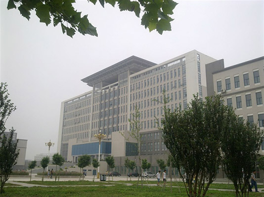 沧州师范学院校园风光1