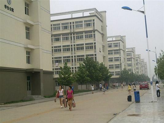 沧州师范学院校园风光2