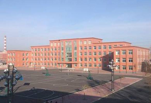 营口职业技术学院校园风光2