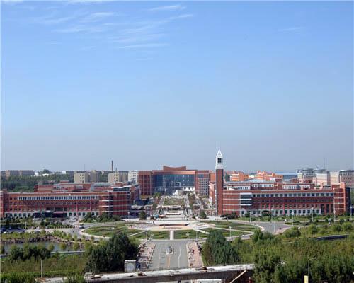 东北师范大学(中外合作办学专业)校园风光5
