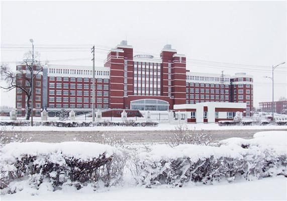 齐齐哈尔高等师范专科学校校园风光4