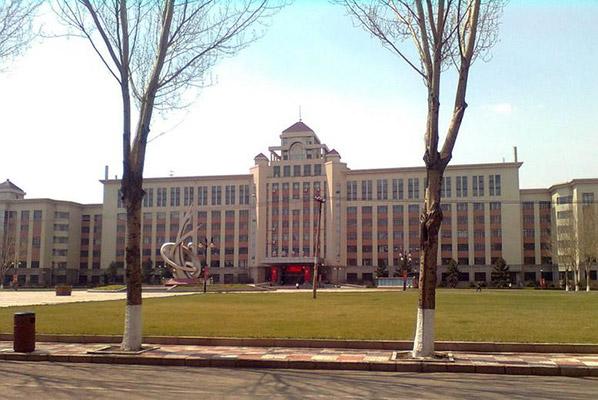哈尔滨金融学院校园风光4