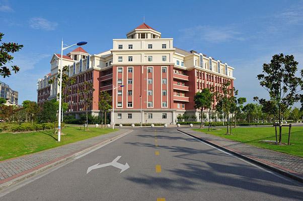 上海健康医学院校园风光1