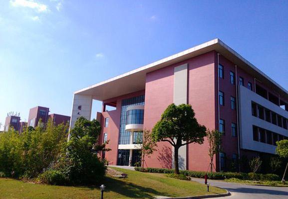 上海旅游高等专科学校校园风光4