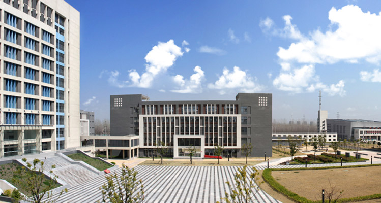 江苏城市职业学院校园风光2