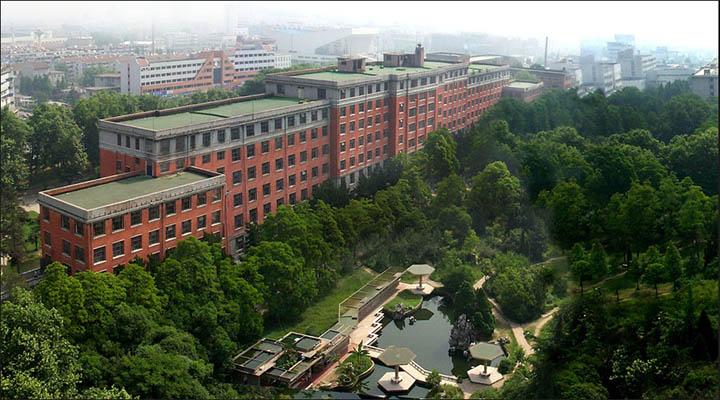 合肥工业大学(中外合作办学专业)校园风光3