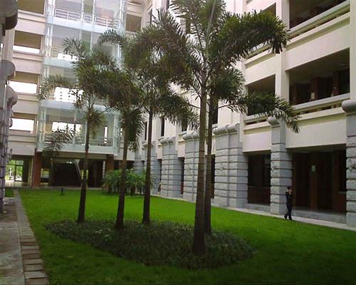 厦门大学(马来西亚分校)校园风光4