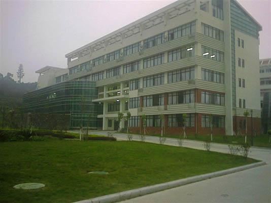 厦门大学(马来西亚分校)校园风光5