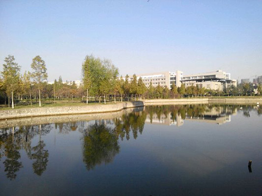 河南大学(中外合作办学专业)校园风光3
