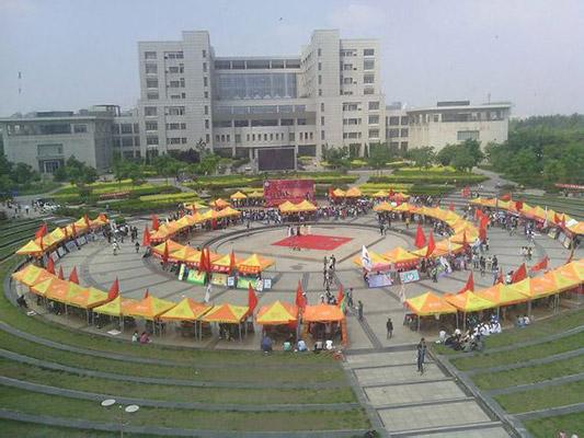 河南大学(中外合作办学专业)校园风光4