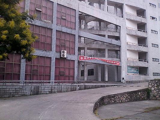 汉江师范学院校园风光4