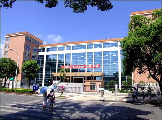 海南大学(中外合作办学专业)校园风光5