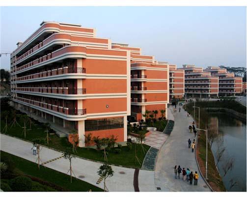 华南农业大学(中外合作办学专业)校园风光1